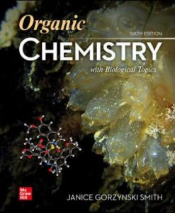Test Bank for Organic Chemistry with Biological Topics 6th Edition Smith