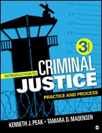 Test Bank for Introduction to Criminal Justice Practice and Process 3rd Edition Peak