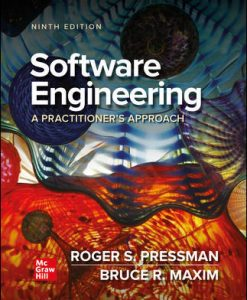 Solution Manual for Software Engineering: A Practitioner's Approach 9th Edition Pressman