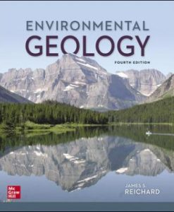 Test Bank for Environmental Geology 4th Edition Reichard