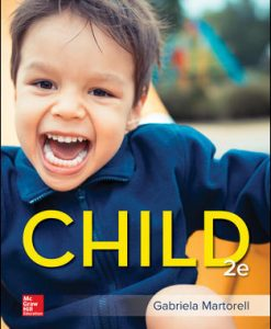 Test Bank for Child 2nd Edition Martorell