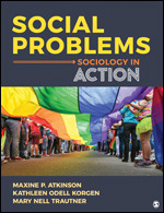 Test Bank for Social Problems Sociology in Action 1st Edition Atkinson