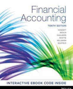 Test Bank for Financial Accounting 10th Edition Hoggett