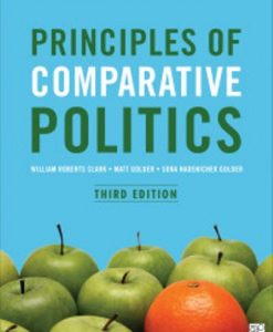 Test Bank for Principles of Comparative Politics 3rd Edition Clark