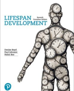 Test Bank for Lifespan Development 7th Canadian Edition Boyd