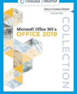 Test Bank for Shelly Cashman Series Collection, Microsoft Office 365 & Office 2019 1st Edition Cable