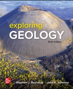 Solution Manual for Exploring Geology 6th Edition Reynolds