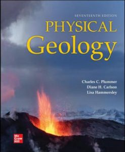 Solution Manual for Physical Geology 17th Edition Plummer