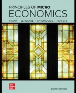 Solution Manual for Principles of Microeconomics 8th Edition Frank