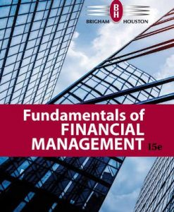 Test Bank for Fundamentals of Financial Management 15th Edition Brigham