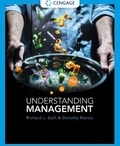 Solution Manual for Understanding Management 11th Edition Daft