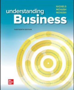 Test Bank for Understanding Business 13th Edition Nickels