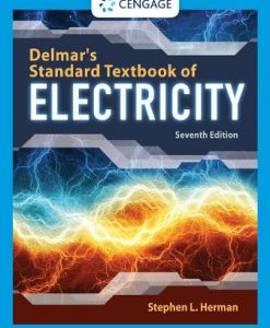 Solution Manual for Delmar's Standard Textbook of Electricity 7th Edition Herman