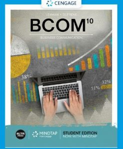 Test Bank for BCOM 10th Edition Lehman