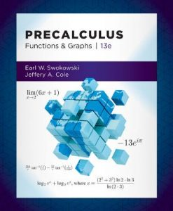 Test Bank for Precalculus: Functions and Graphs 13th Edition Swokowski